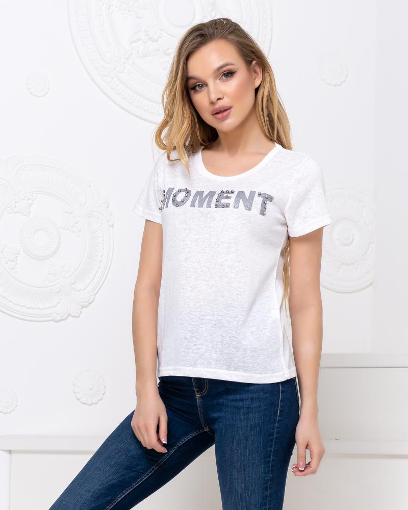 Футболка 921305 Moment ХL-XXL, колір: білий - 3