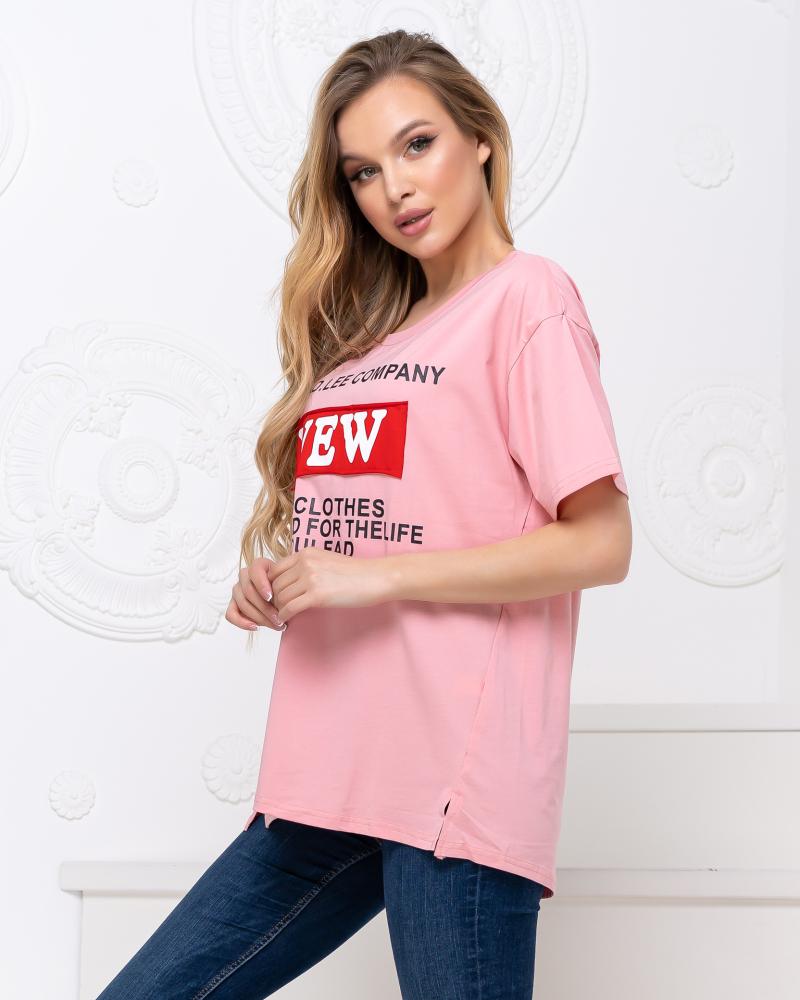 Футболка 921108 NEW (F), цвет: розовый - 3